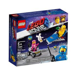 lego 70841 lequipe spatiale de benny