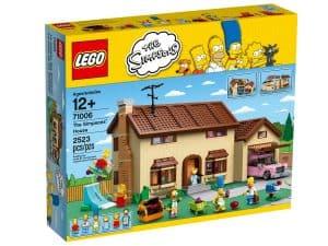 lego 71006 la maison des simpson