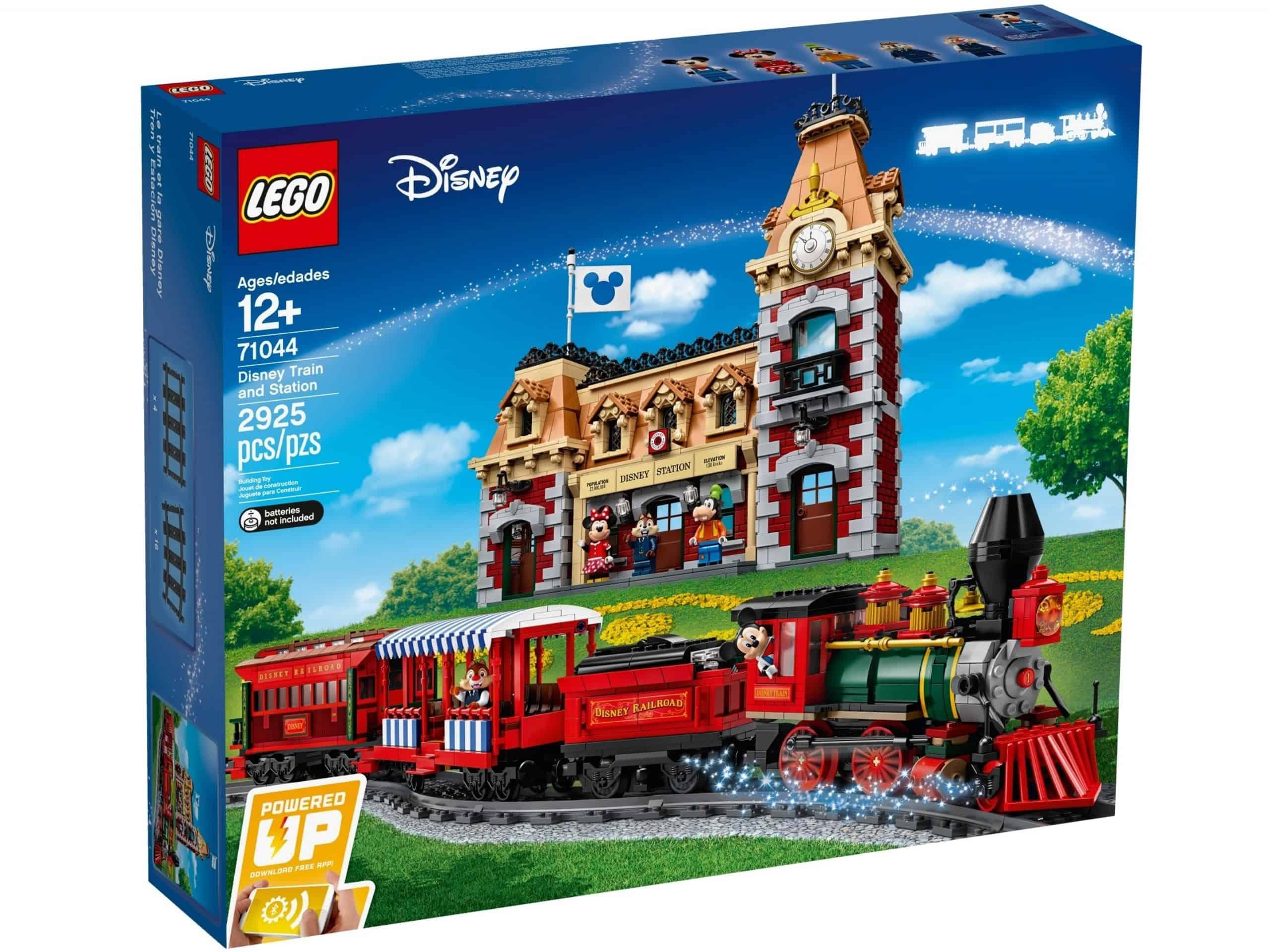 lego 71044 le train et la gare disney scaled