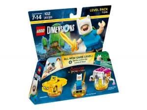 lego 71245 pack aventure adventure time