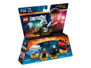 lego 71247 pack equipe harry potter