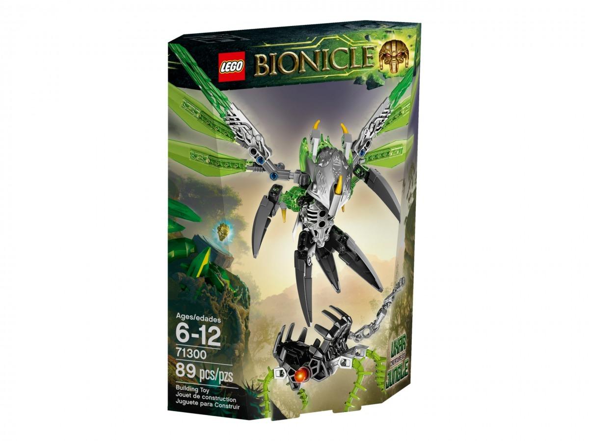 lego 71300 uxar creature de la jungle scaled