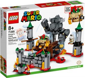 lego 71369 ensemble dextension la bataille du chateau de bowser