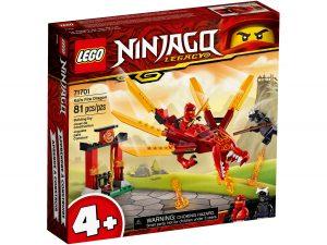 lego 71701 le dragon de feu de kai