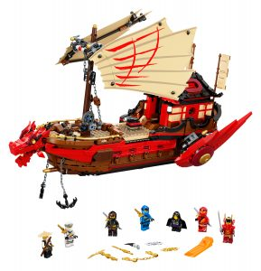lego 71705 le qg des ninjas