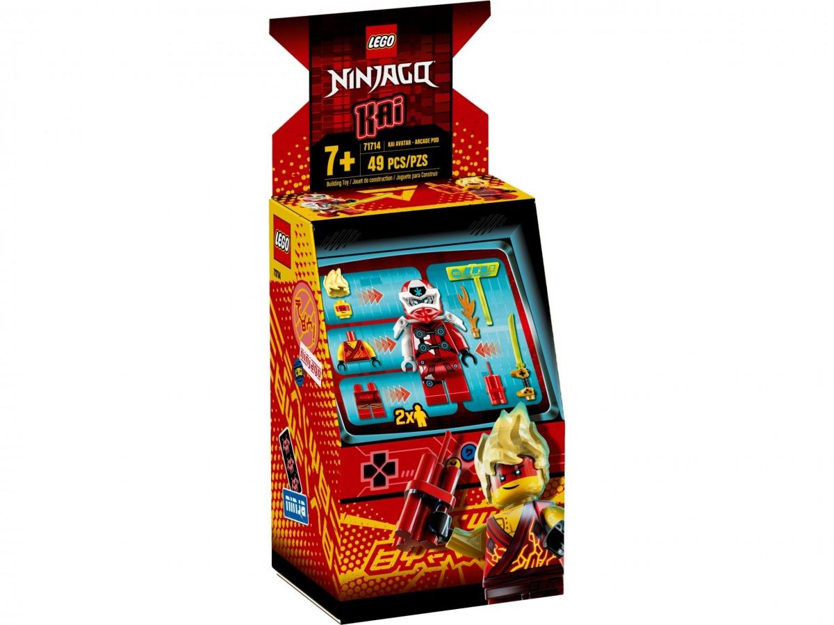 lego 71714 avatar kai capsule arcade scaled