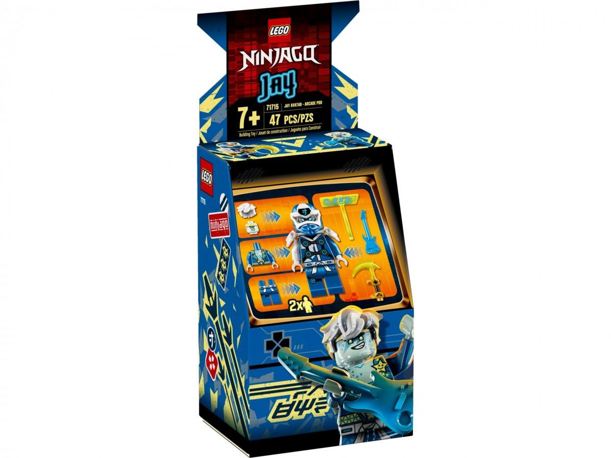 lego 71715 avatar jay capsule arcade scaled