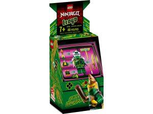 lego 71716 avatar lloyd capsule arcade