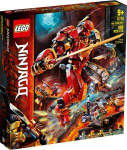 lego 71720 le robot de feu et de pierre