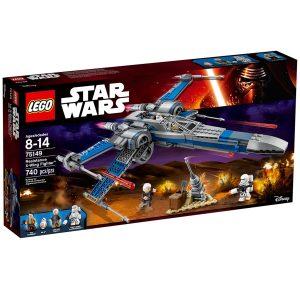 lego 75149 x wing fighter de la resistance
