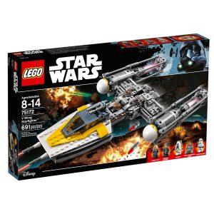 lego 75172 y wing starfighter