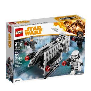 lego 75207 pack de combat de la patrouille imperiale