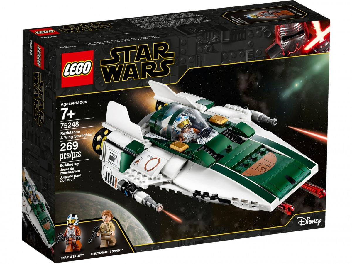 lego 75248 a wing starfighter de la resistance scaled
