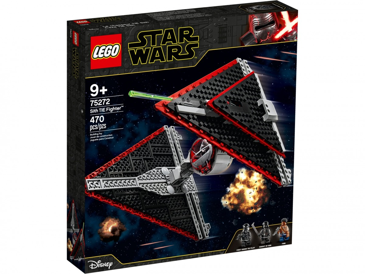lego 75272 le chasseur tie sith scaled