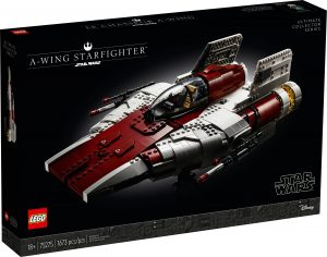 lego 75275 le chasseur a wing
