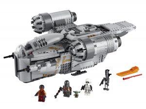 lego 75292 the mandalorian le vaisseau du chasseur de primes