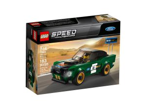 lego 75884 ford mustang fastback 1968