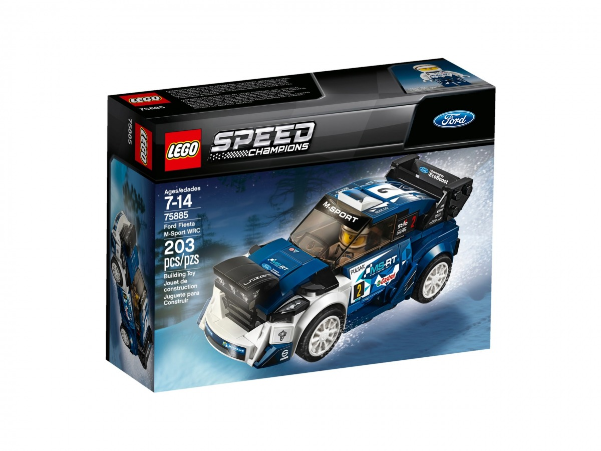 lego 75885 ford fiesta wrc m sport scaled