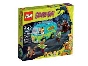 lego 75902 la machine mysterieuse