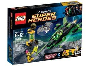 lego 76025 green lantern contre sinestro