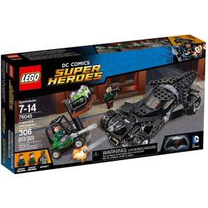 lego 76045 linterception de la kryptonite