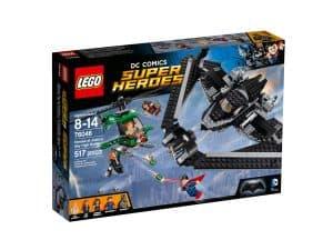 lego 76046 les heros de la justice la bataille dans le ciel