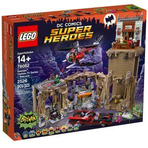 lego 76052 serie tv classique batman la batcave
