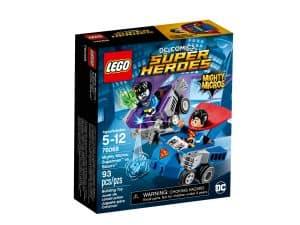 lego 76068 mighty micros superman contre bizarro