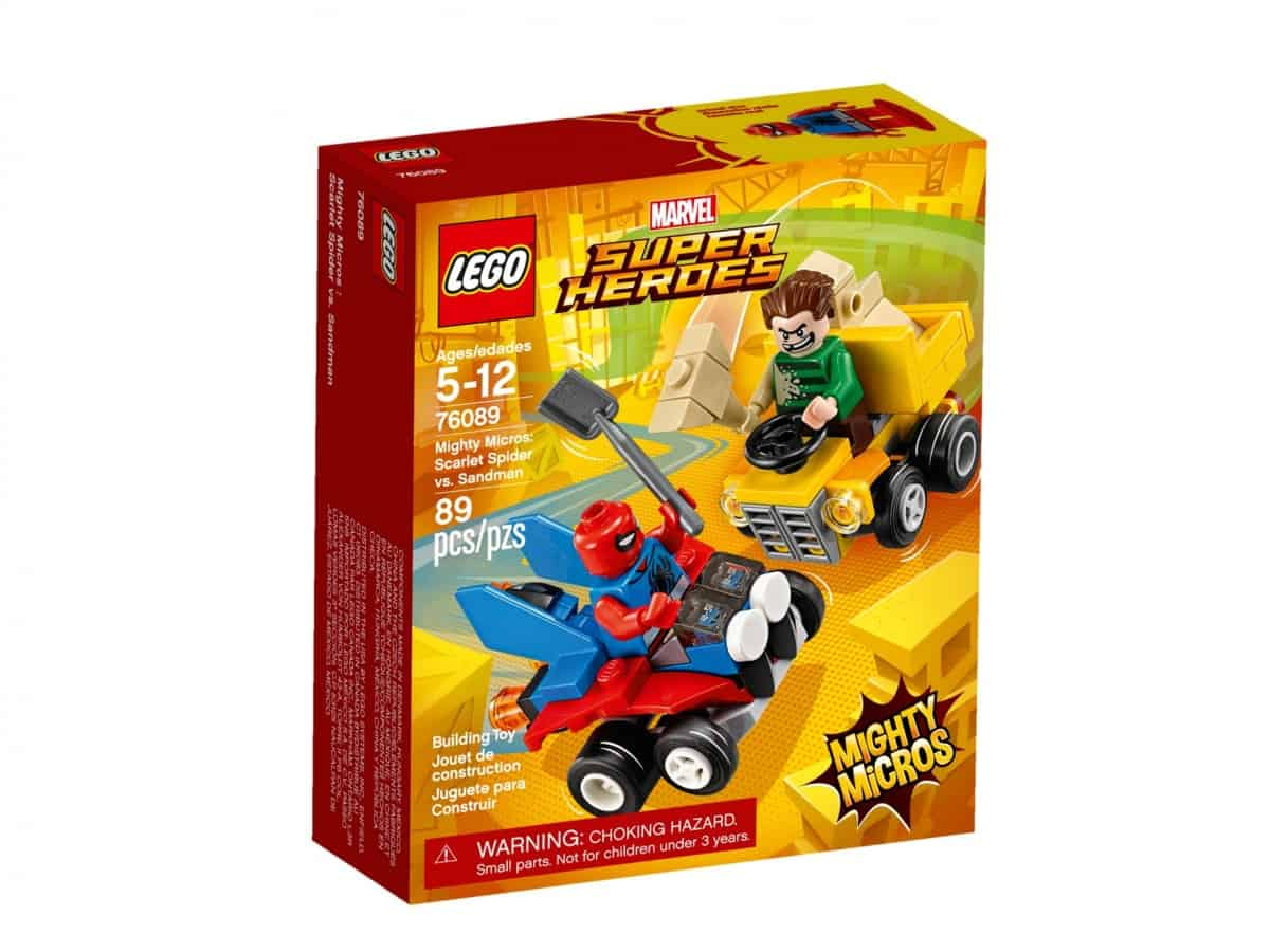 lego 76089 mighty micros scarlet spider contre sandman scaled