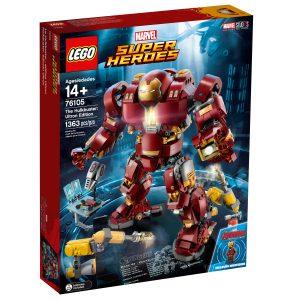 lego 76105 le super hulkbuster