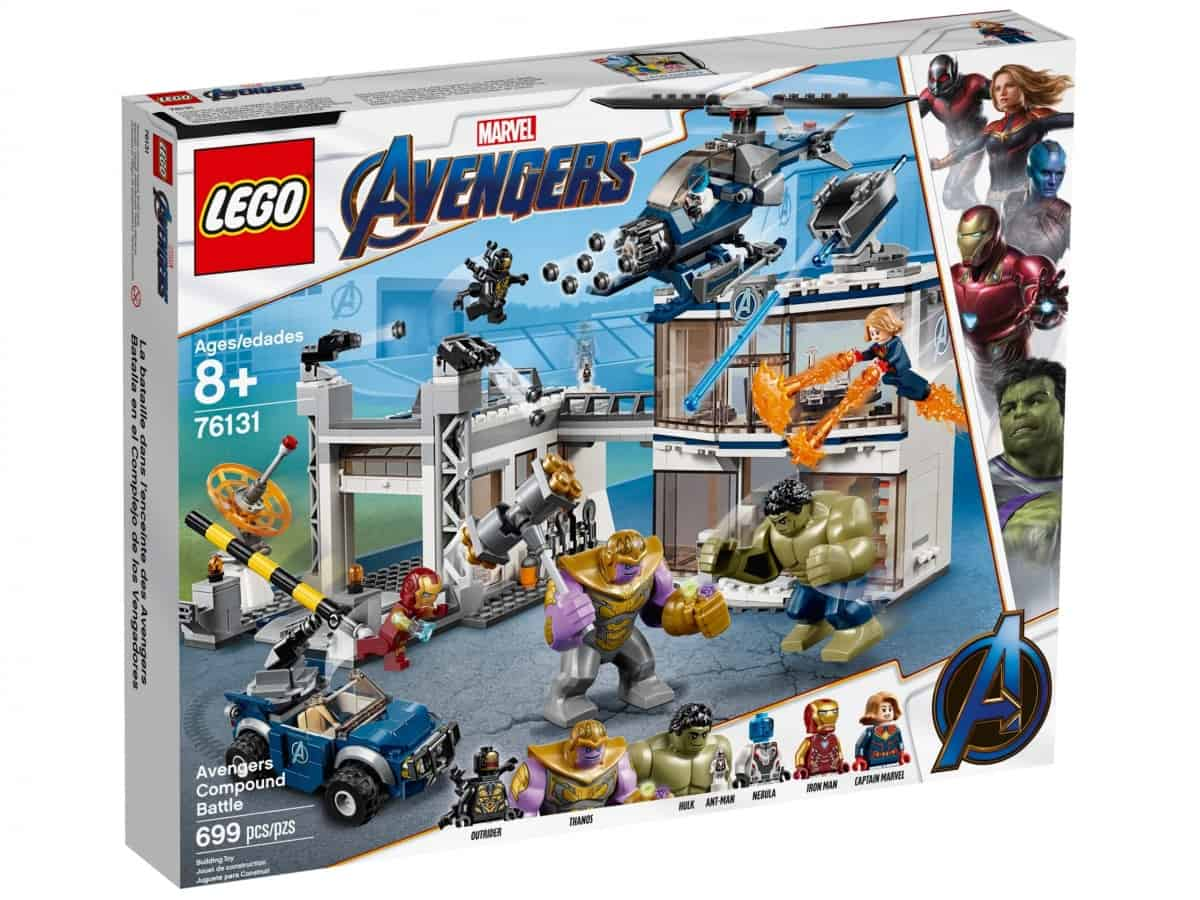 lego 76131 lattaque du qg des avengers scaled