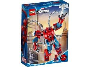 lego 76146 le robot de spider man