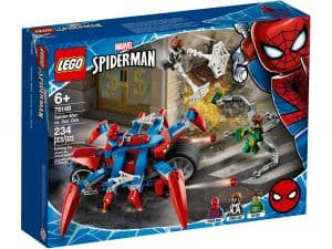 lego 76148 spider man contre docteur octopus