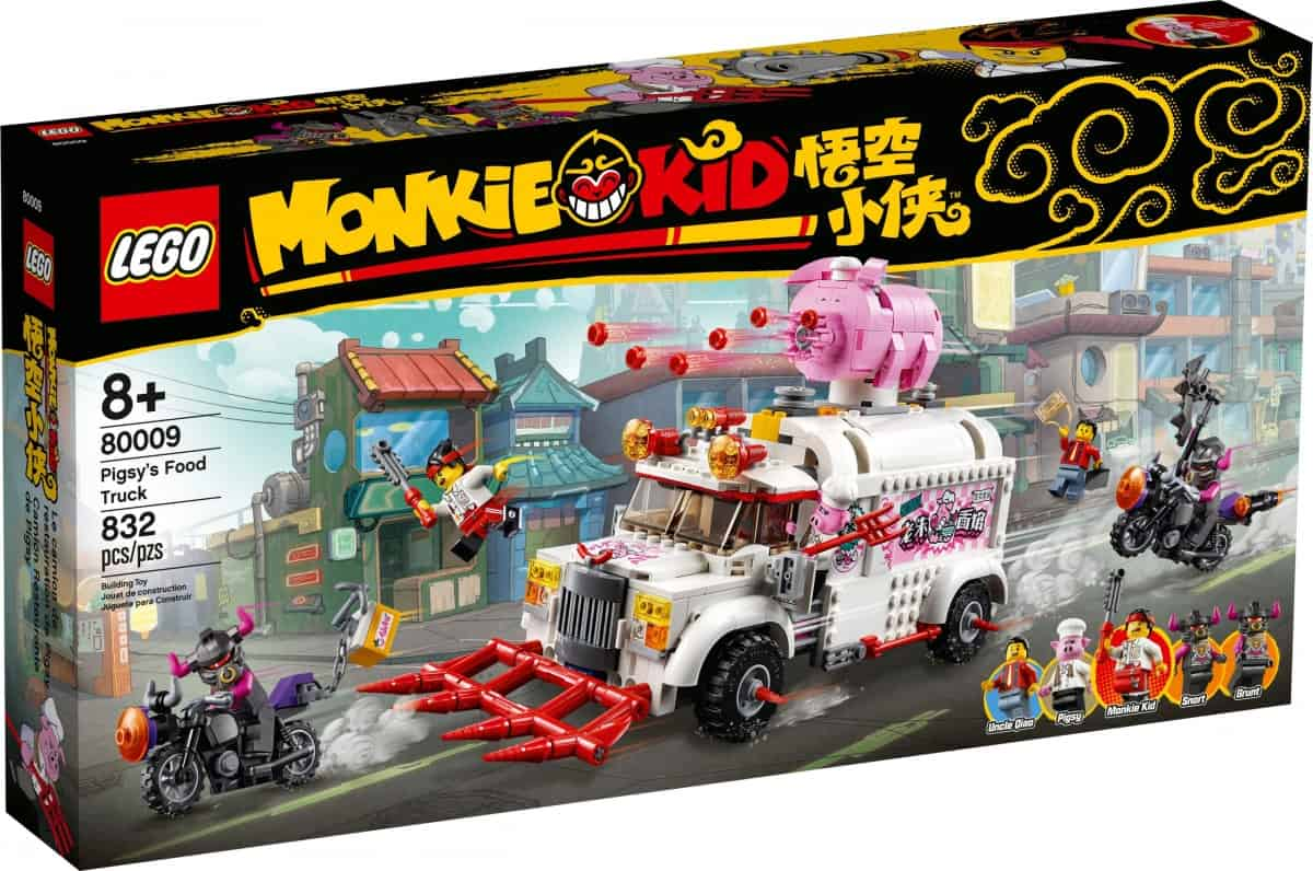 lego 80009 le food truck de pigsy scaled