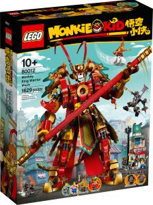 lego 80012 le robot guerrier de monkey king