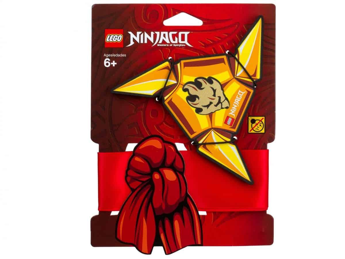 lego 851338 ceinture et etoile a lancer ninja scaled
