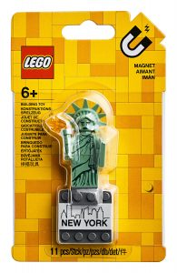 lego 854031 aimant modele statue de la liberte