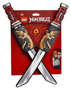 lego 854034 ninjago les katanas croises