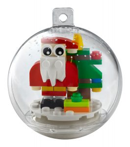 lego 854037 decoration de noel pere noel