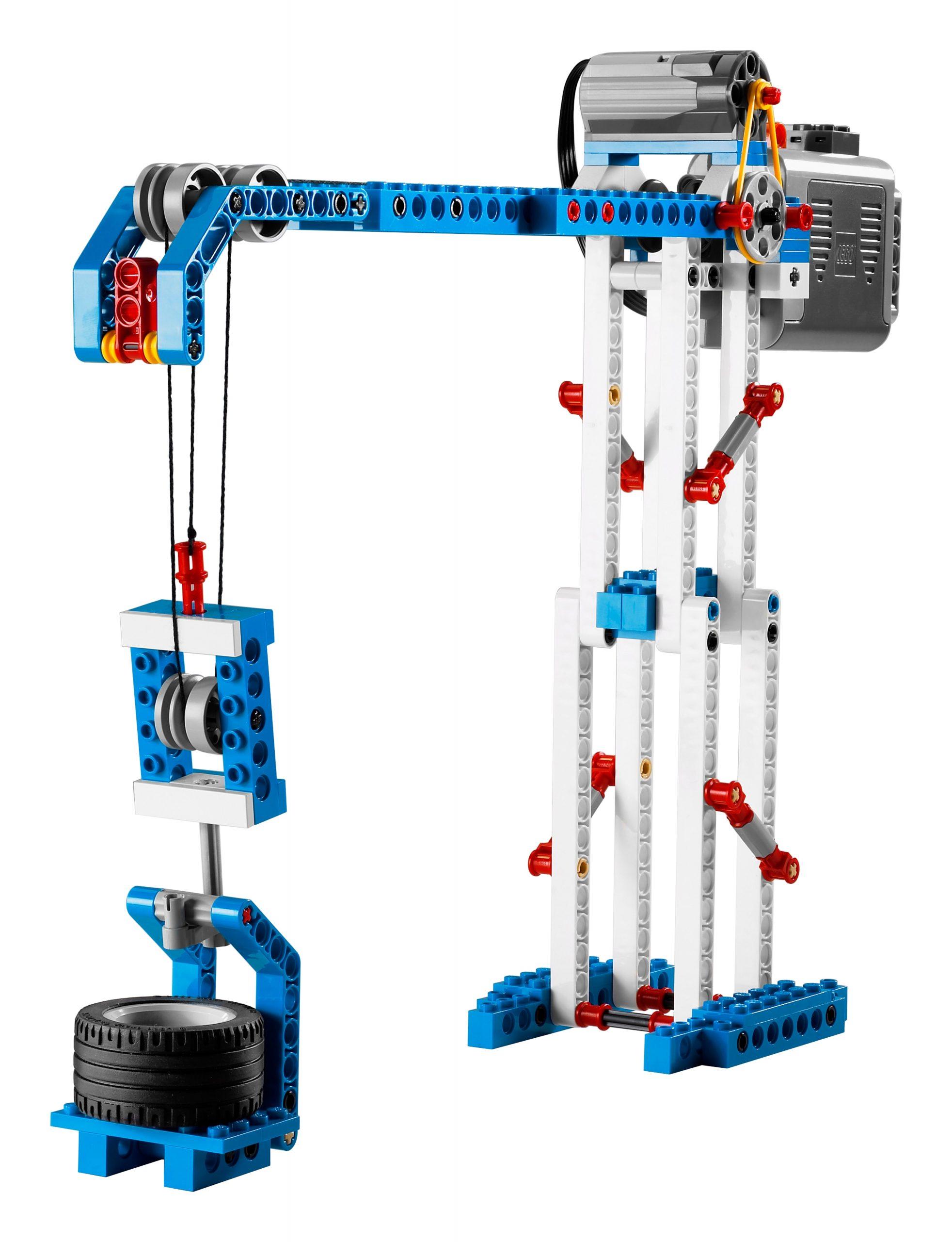 lego 9686 ensemble de machines simples et motorisees scaled