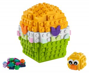 loeuf de paques lego 40371
