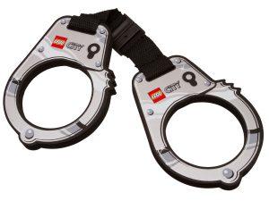 menottes de la police lego 853659 city
