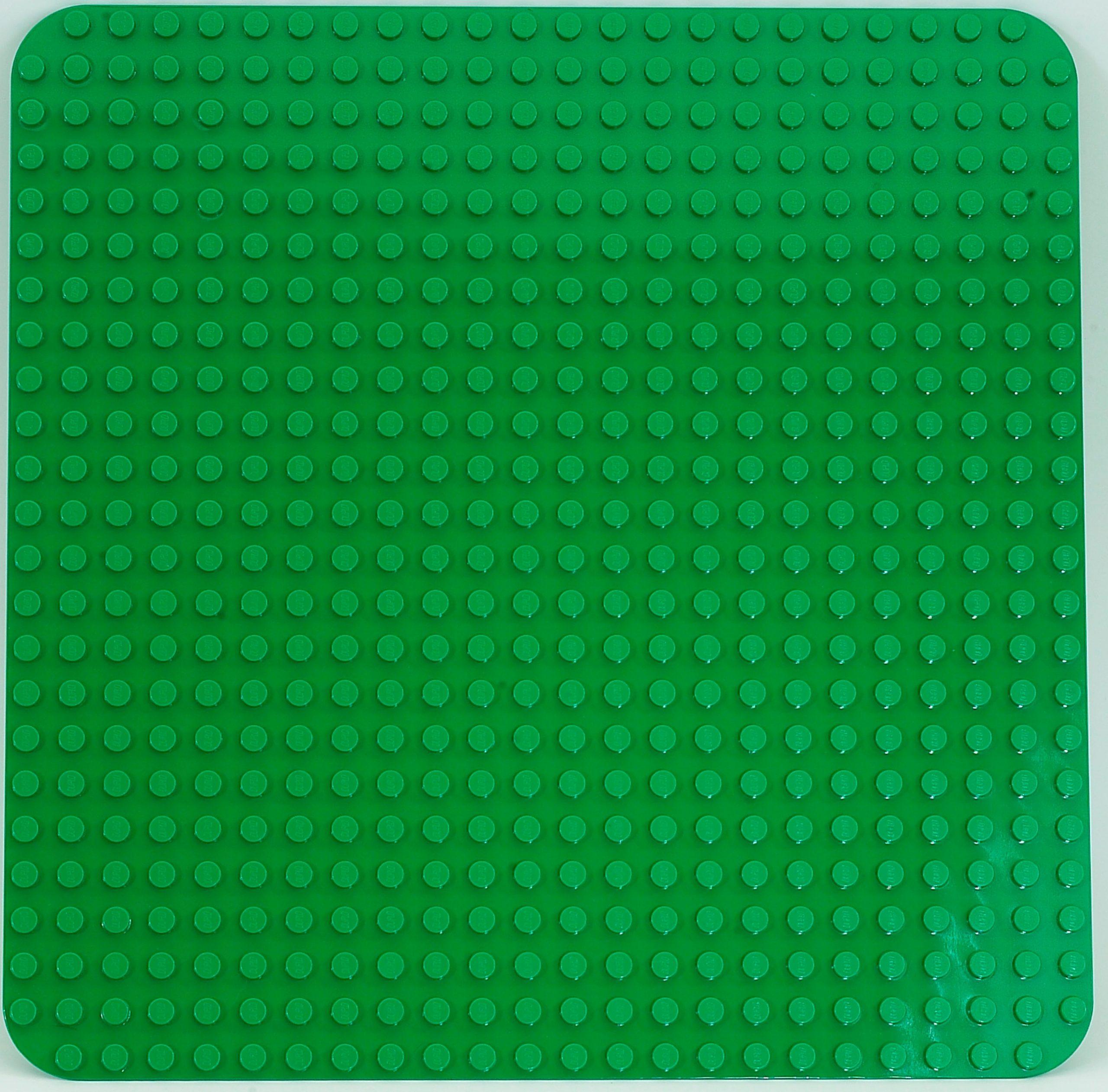 plaque de base lego 2304 duplo 2304 verte scaled