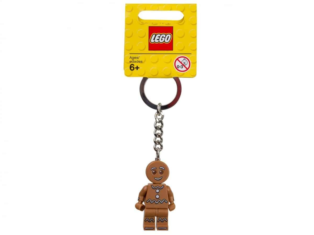 porte cles bonhomme en pain depices lego 851394 scaled