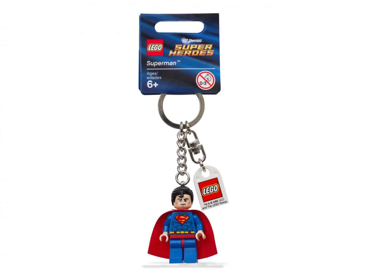 porte cles lego 853430 super heroes superman scaled