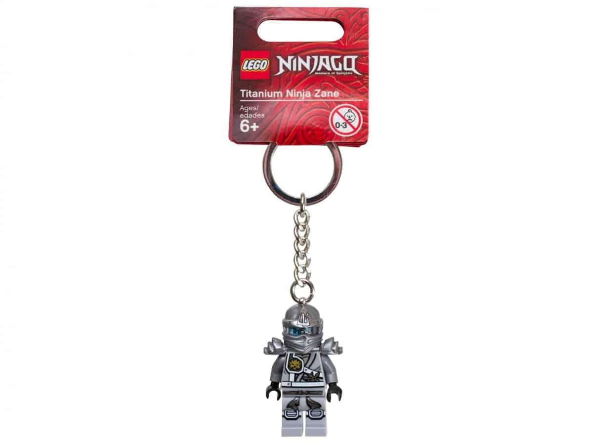 porte cles ninja zane de titane lego 851352 ninjago scaled
