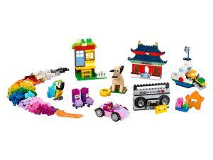set de constructions creatives lego 10702