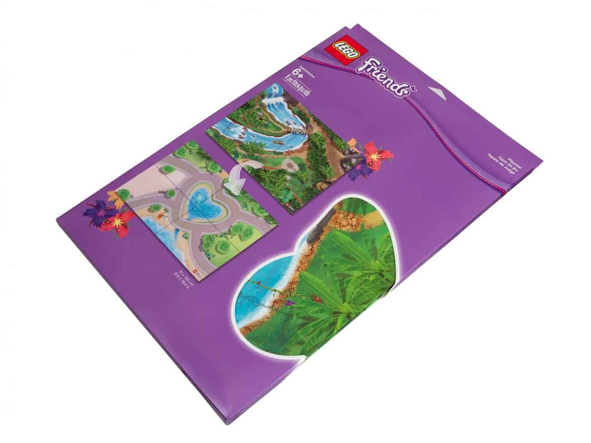 tapis de jeu de la jungle lego 851325 friends scaled