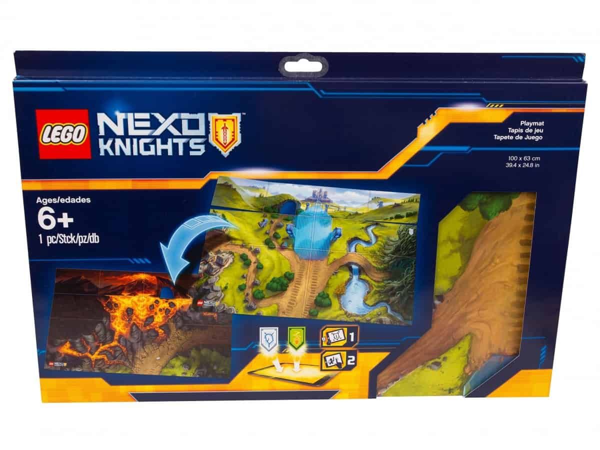 tapis de jeu lego 853519 nexo knights scaled