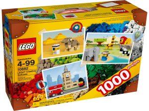 valise creative lego 10682